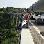 Indagini viadotti Autostrada A16